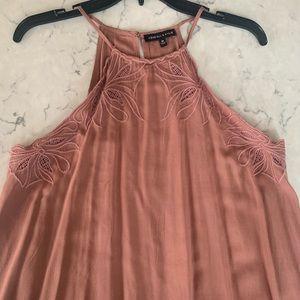 mauve kendall & kylie dress